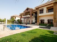 5 Bedrooms Villa in Jumeirah Mansions