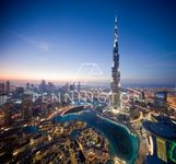 2 Bedrooms Apartment in Burj khalifa