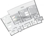 3 Bedrooms Apartment in Dorra Bay