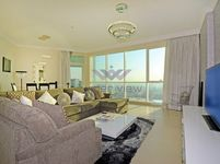 3 Bedrooms Apartment in Al Bateen Residences & Hotel Tower