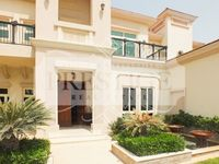 4 Bedrooms Villa in Entertainment Foyer- Mediterranean