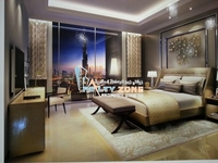 2 Bedrooms Apartment in The Address Fountain View