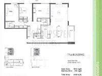 3 Bedrooms Apartment in Phase 1
