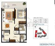 1 Bedroom Apartment in Royal Estates