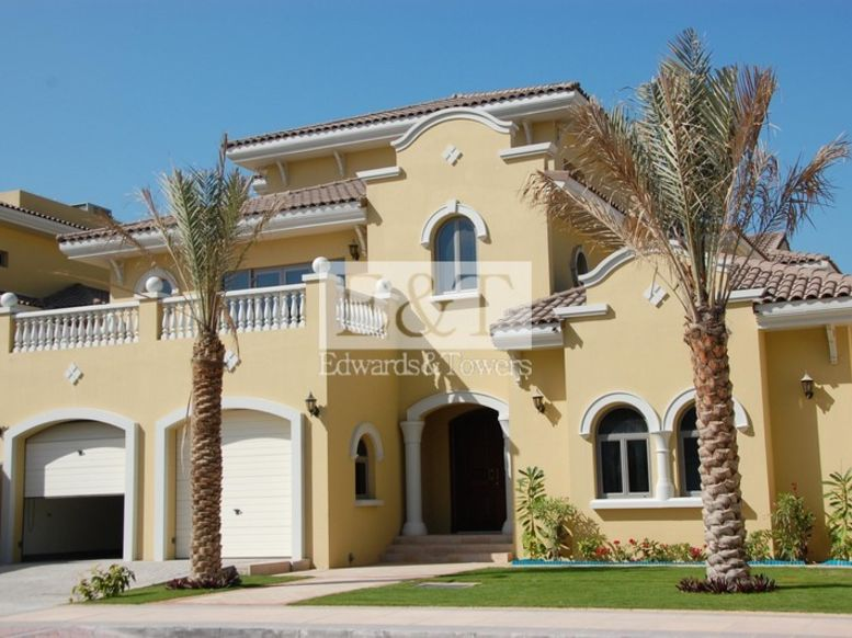 5 br garden home grand foyer sea view in garden homes frond p palm jumeirah dubai Grand home furniture dubai
