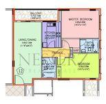 Studio Apartment in Indigo Spectrum