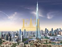 1 Bedroom Apartment in Burj khalifa