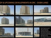Land in Dubailand Residence Complex