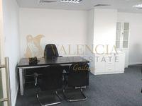 Office Commercial in mazaya business avenue BB1